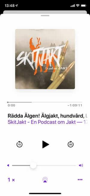 Skitjakt en pod om jakt och i detta avsnitt får vi följa med om hur vi ska rädda våra älgar i Sverige