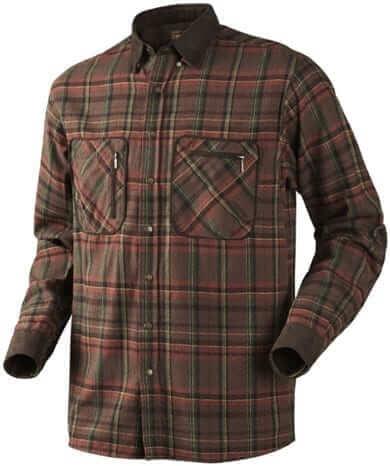 Jaktskjorta från Härkila. Modellen heter pajala
