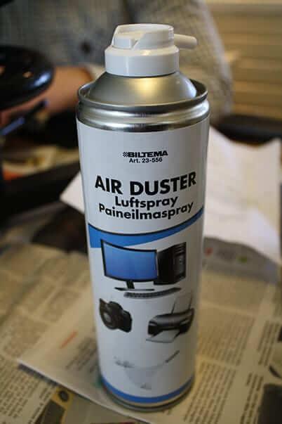 air duster luftspray